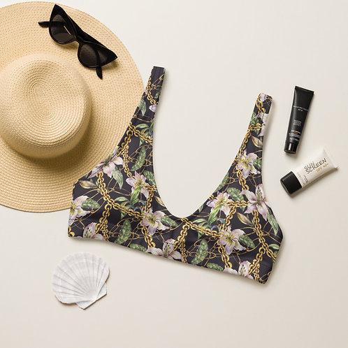 Pink Lily Playa Perfect Bikini Top
