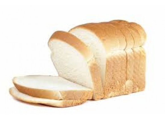 White Bread Sliced 20 oz
