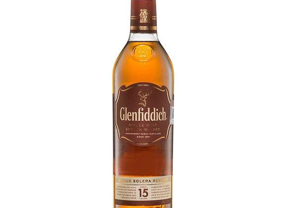 Whisky Glenfiddich 15 Year 750 ml