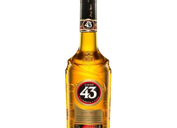 Licor 43 Cuarenta y Tres 750 ml