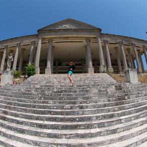 El Partenón de Zihuatanejo