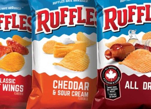 Ruffles Potato Chips 8.5oz