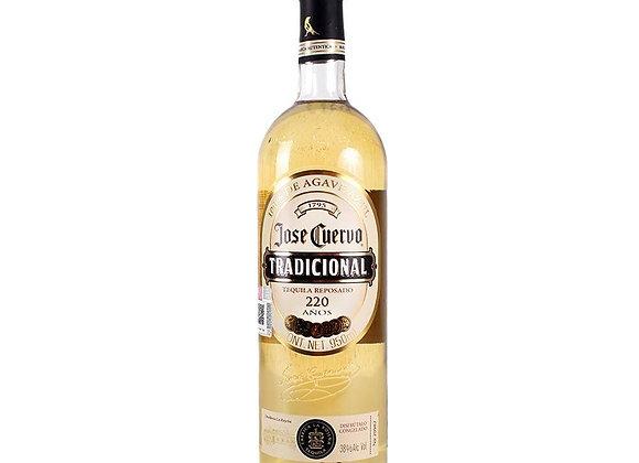 Tequila Jose Cuervo Tradicional Reposado 750 ml