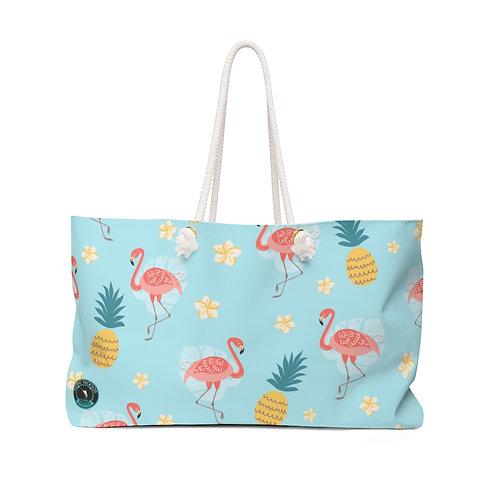 Pinklue La Ropa Beach Bag