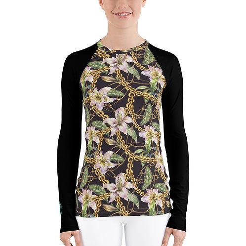 Pink Lily Sunlover Swim Shirt