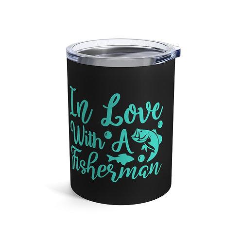 Fisherman Love Wineballer® Tumbler 10oz