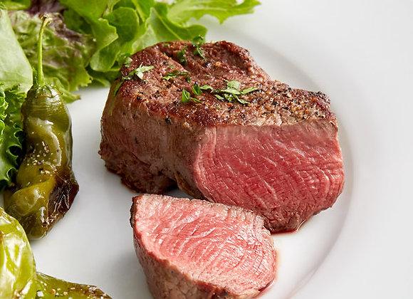 Filet Tenderloin Steak Meal