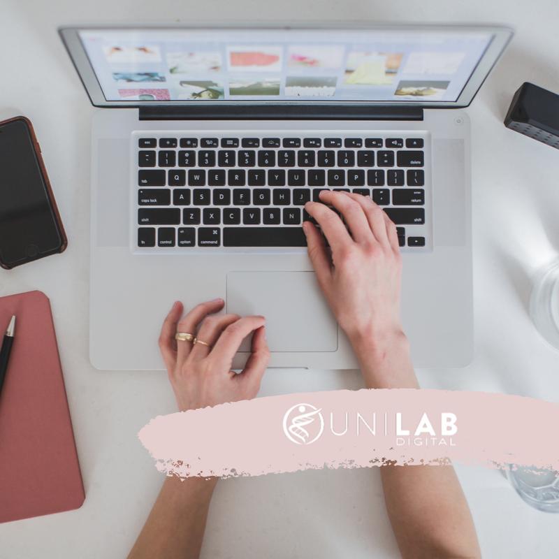 Copywriting Unilab Digital