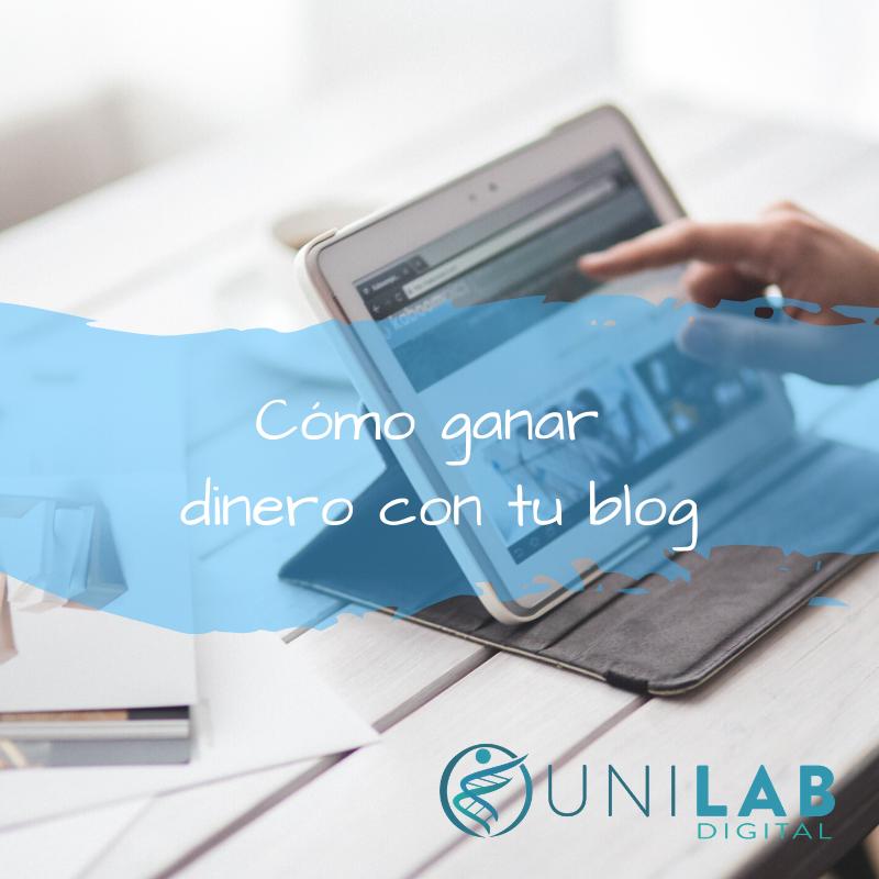 Unilab Digital, vende en piloto automático