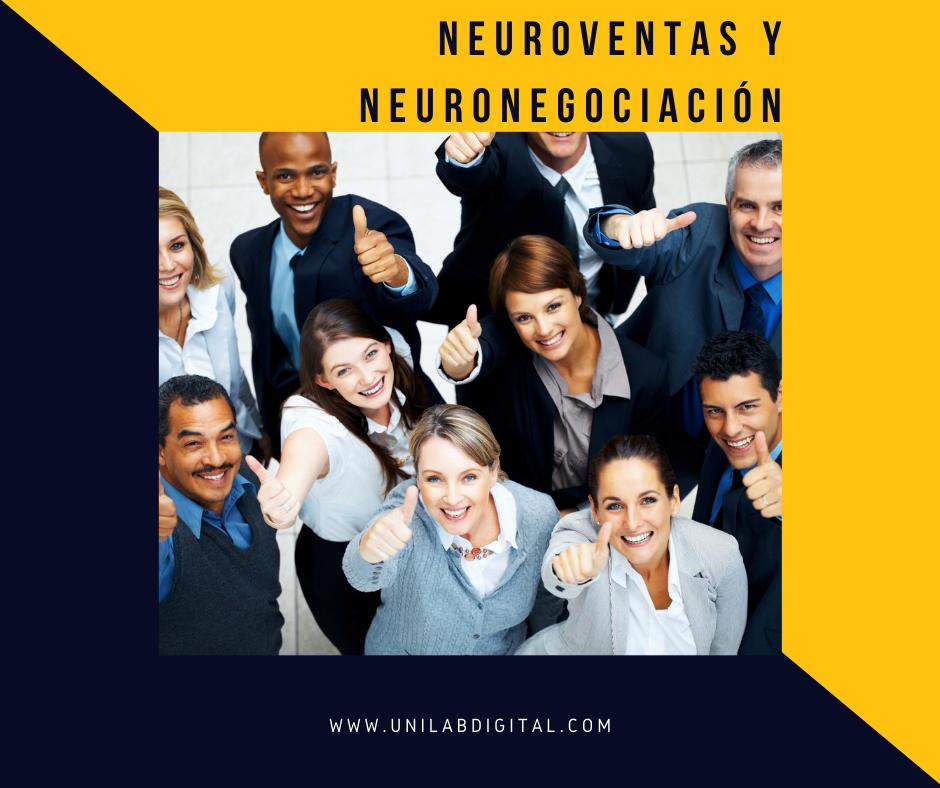 Neuroventas y neuronegociación