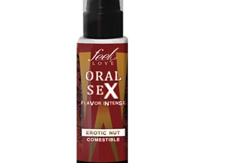 ORAL SEX EROTIC NUTS 30 ML