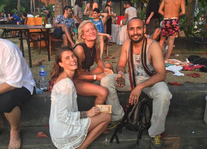 Riva Reggae Party Goa