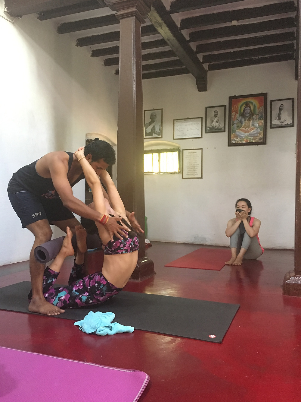 Special Class Mysore Ashtanga Yoga India