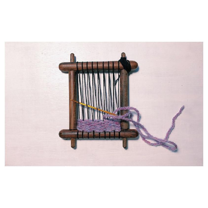Mini Tapestry Keyring Workshop