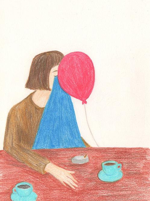 tristesse de cafe 03312017