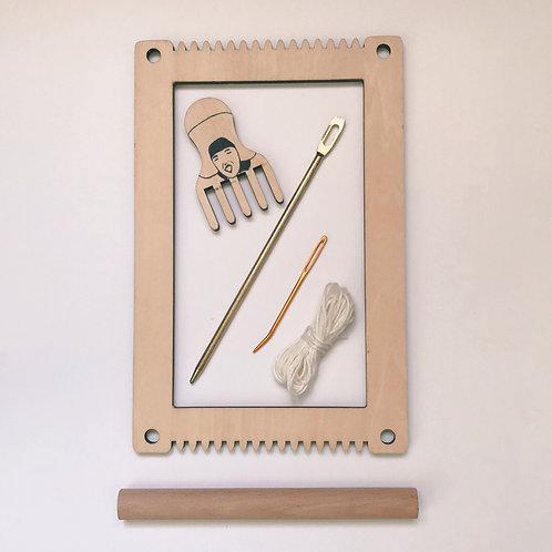 Idleworkshop Mini Weaving Kit