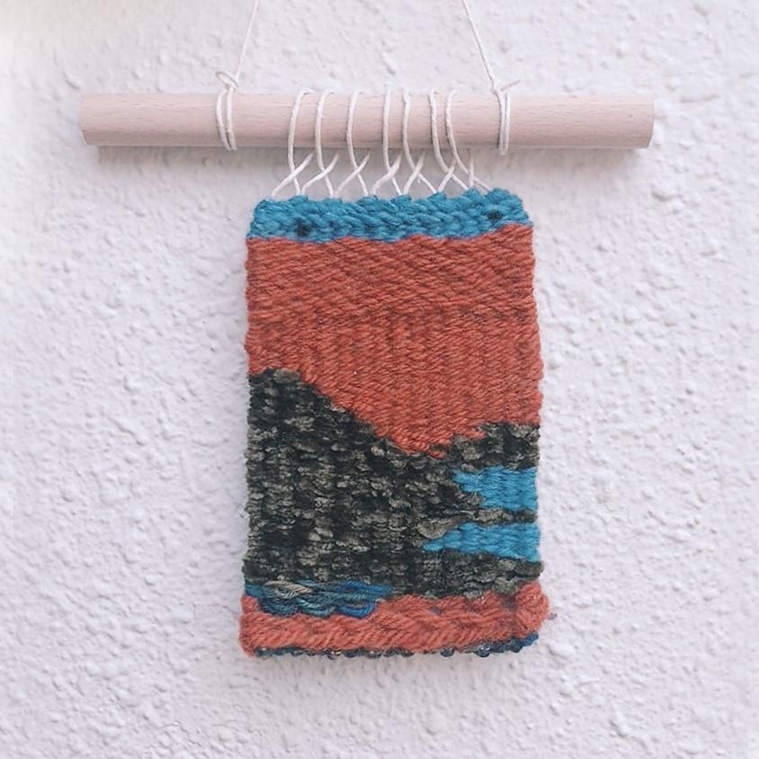 Mini Tapestry Workshop 17 Nov