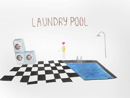 laundry pool