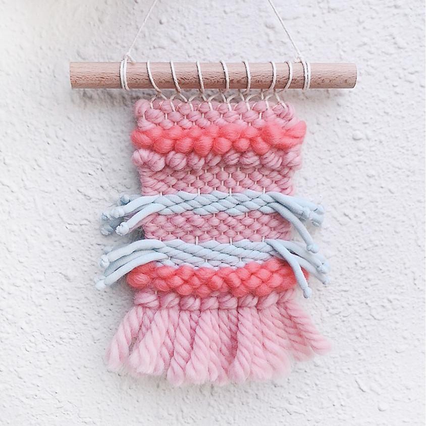 Mini Tapestry Workshop 15 Nov