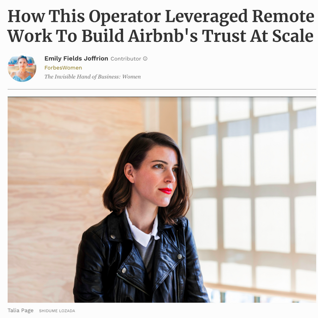How This Operator Leveraged Remote Work To Build Airbnb's Trust At Scale
