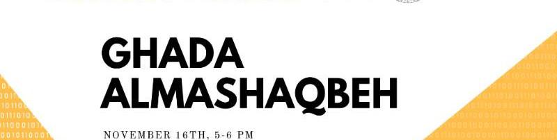 Speaker Series: Crypto with Ghada Almashaqbeh