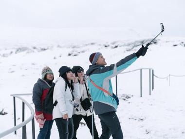 Goðafoss 90x120 cm