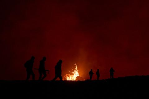 Geldingadalir Eruption