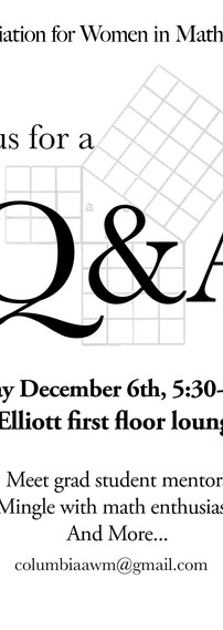 Q&A with Grad Students