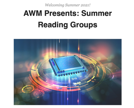 AWM Summer Reading Groups