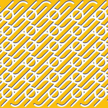 Yellow dessin