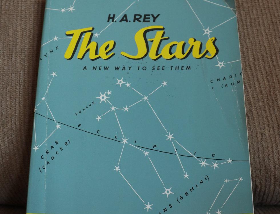 Vintage Book: The Stars