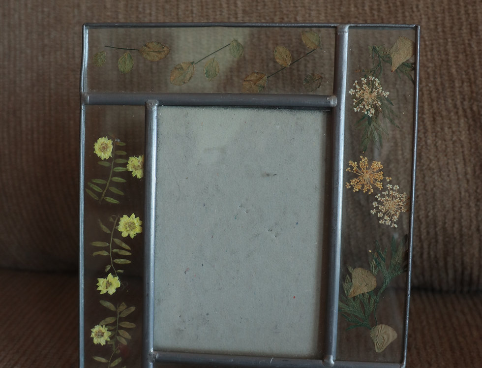 Dried Botanical Frame