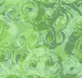 Groene abstractie