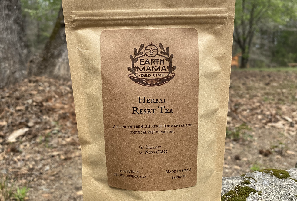 Earth Mama Herbal Reset Tea