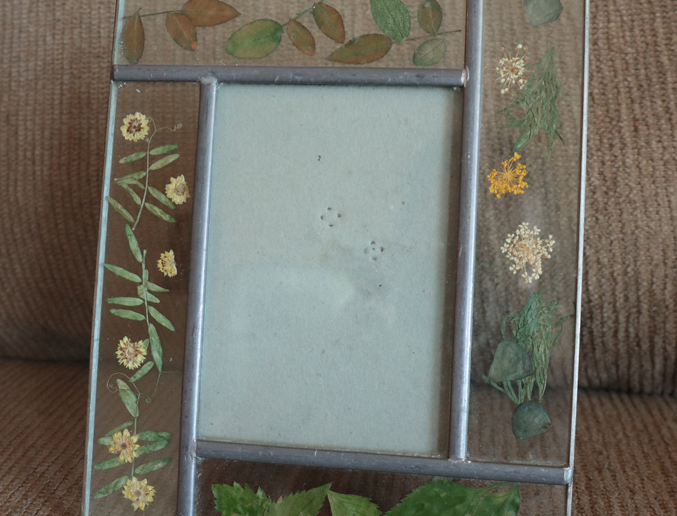 Dried Botanical Frame