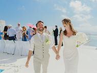 Wedding in rocabella