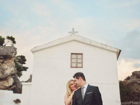 Parga Wedding (Athina & Fanis)
