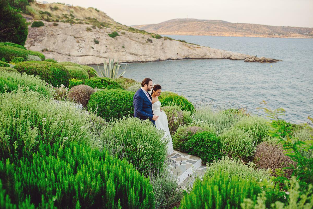 Melya & Gilles  (Island Athens)