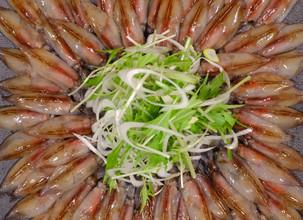2020年富山湾産「生ホタルイカ釜揚げ鍋」始めました。