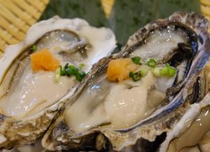 「北海道の新蕎麦と牡蠣をひやおろしで楽しもう!!」イベントのお知らせです。
