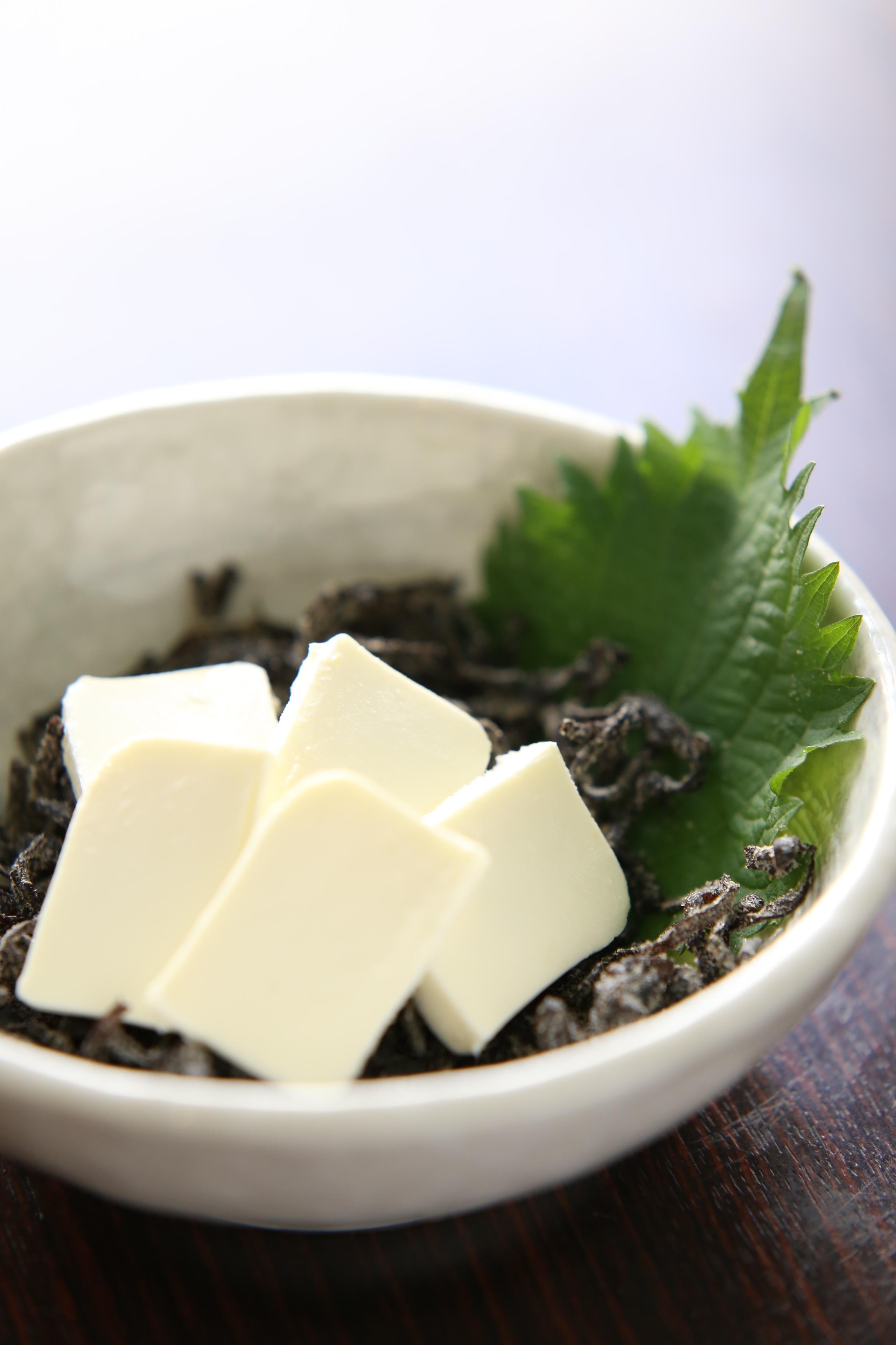 クリームチーズ塩昆布