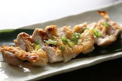 鶏の塩焼き柚子胡椒