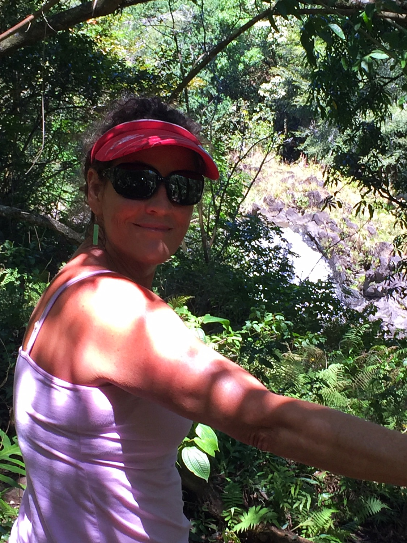 Hike to Waimoku Falls 1
