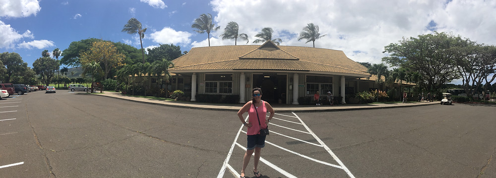 A visit to the Maui Tropical Plantation.  Beautiful grounds and a nice gift shop.  This is also where you would go for the longest zipline on Maui (3200 ft.).