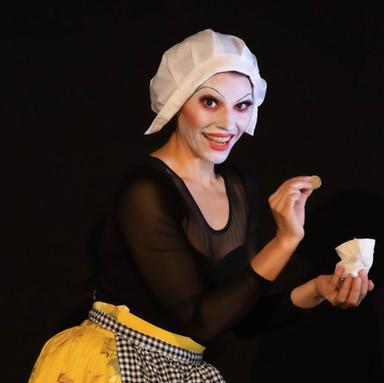 Anaïs Oliveras, Colombina