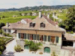 Domaine de Montbenay, domaine historique de La Côte Vaudoise. Chasselas Grand Cru de Mont-sur-Rolle