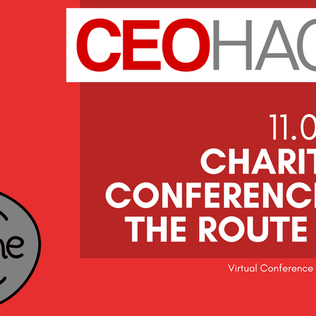 CEO HACKS Launch Conference 20:20 The route ahead for charity chief executives.