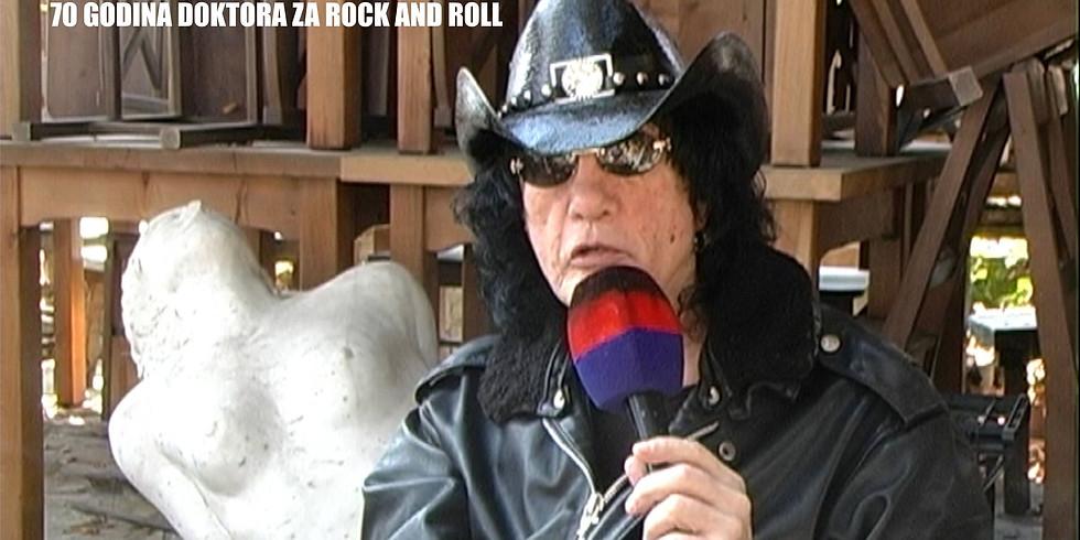 70 godina Doktora za Rock'n'Roll