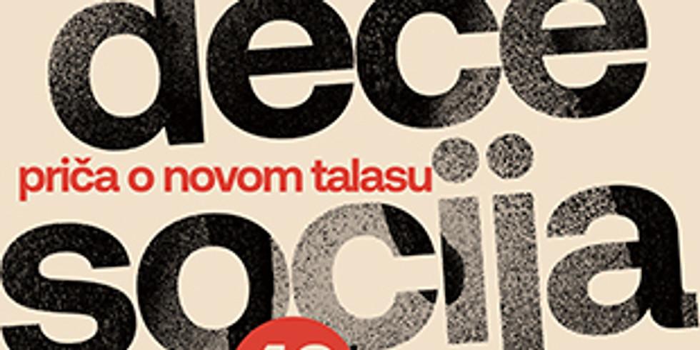 Notabook : PROMOCIJA knjige Bunt dece socijalizma – priča o novom talasu