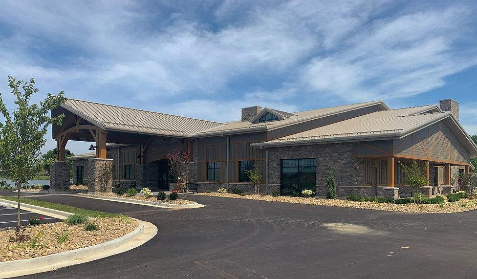 Friedman Park Event Center Building